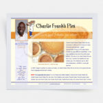 Pie Story page  |  charliefrankspies.com